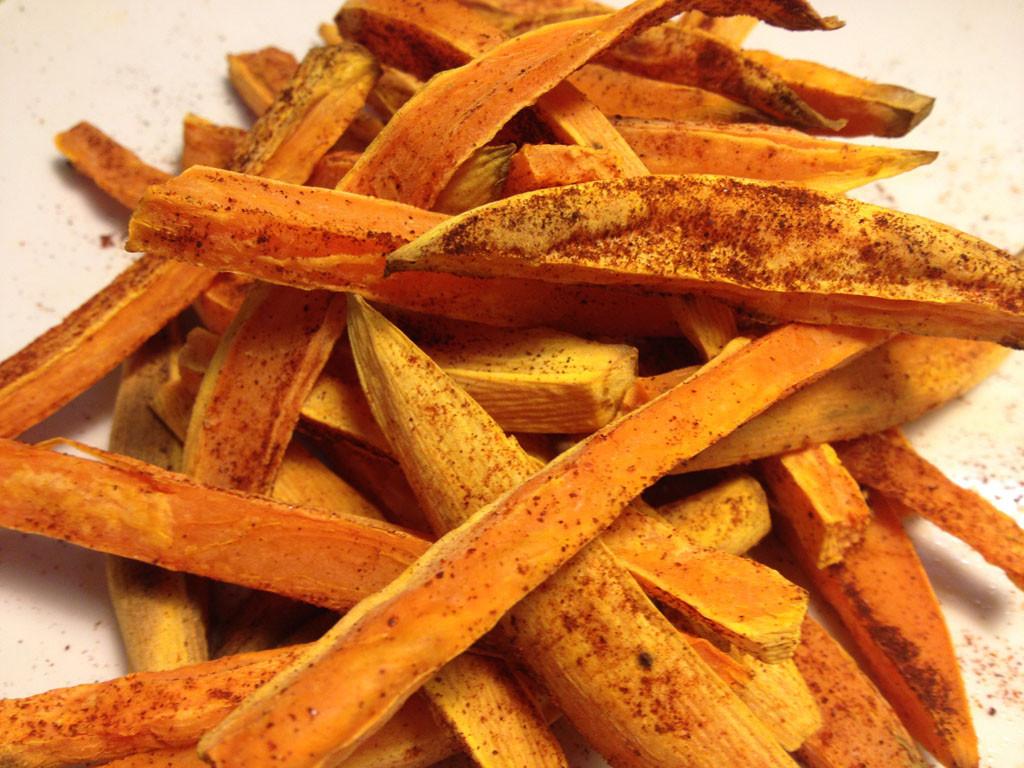 Sweet Potato French Fries  Sweet Potato Fries The Fitness Recipes