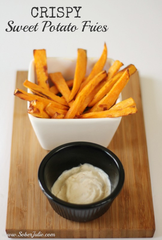 Sweet Potato Fries Air Fryer  Perfect Crispy Sweet Potato Fries with the Philips