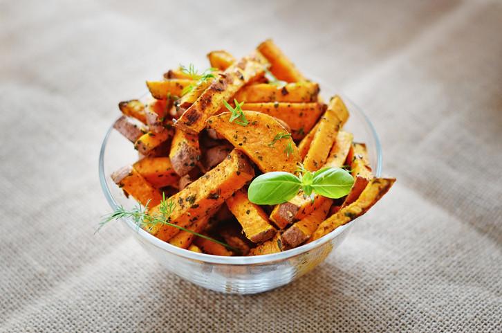 Sweet Potato Fries Air Fryer  Air Fryer Sweet Potato Fries