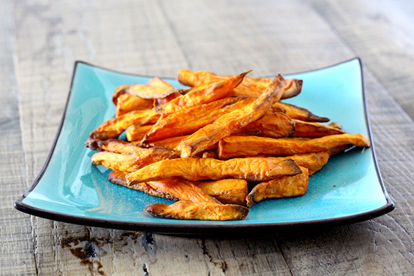 Sweet Potato Fries Air Fryer  AirFryer Sweet Potato Fries Bulldog Bistro