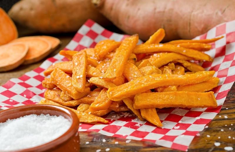 Sweet Potato Fries Air Fryer  Airfryer Sweet Potato Fries