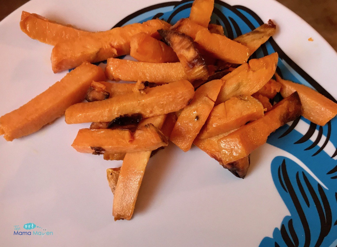 Sweet Potato Fries Air Fryer  How To Make Sweet Potato Fries & Why You Need an AirFryer