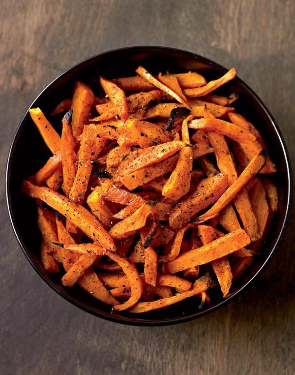 Sweet Potato Fries Calories  Sweet Potato Recipes for Weight Loss