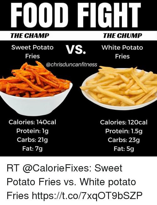 Sweet Potato Fries Calories  25 Best Memes About Sweet Potato