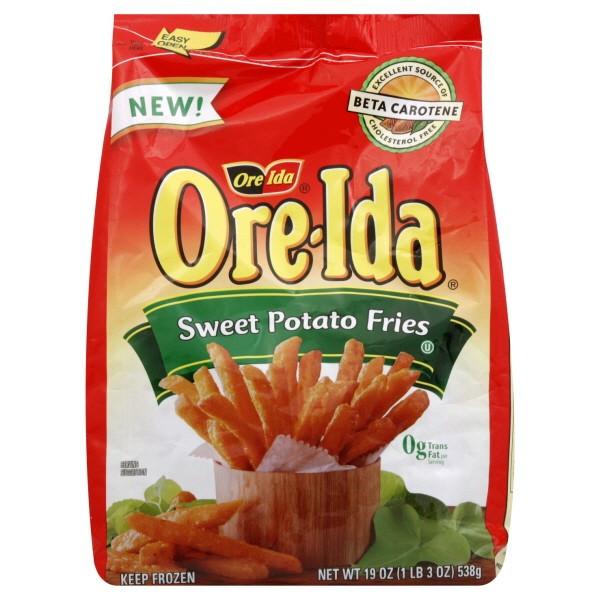 Sweet Potato Fries Calories  Nutrition Facts Frozen Sweet Potato Fries Nutrition Ftempo
