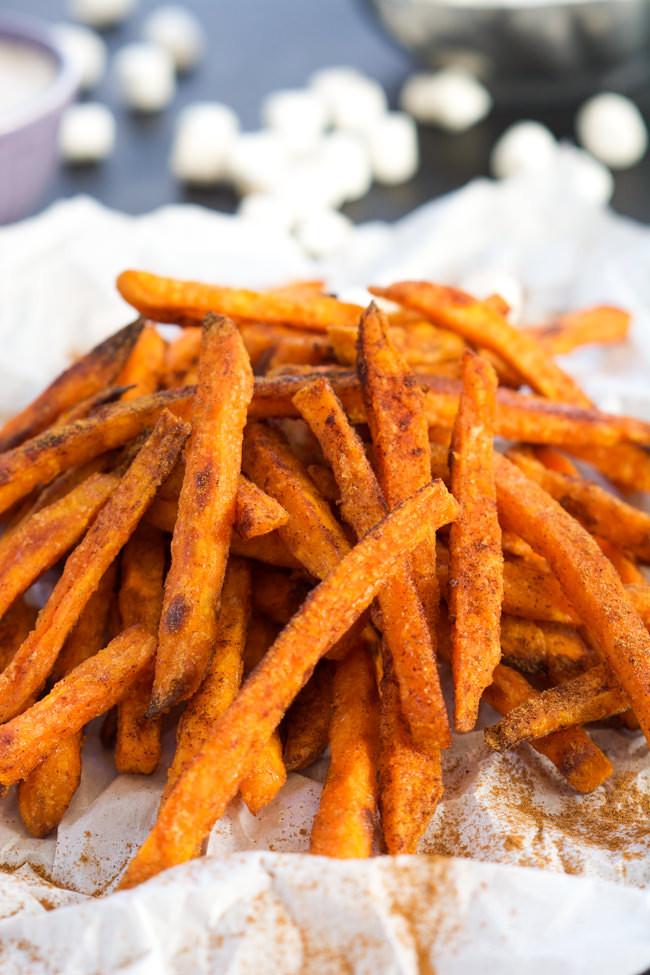 Sweet Potato Fries Deep Fried  sweet potato fries deep fried