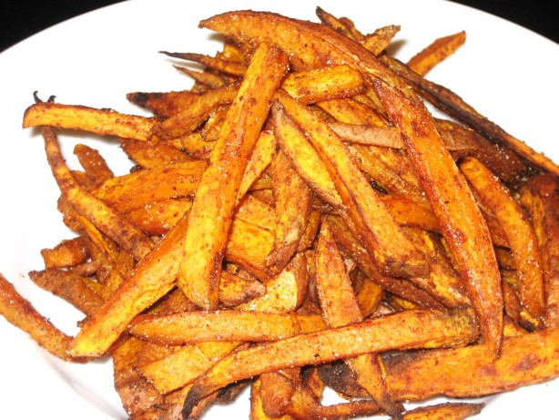 Sweet Potato Fries In Oven  Oven Roasted Sweet Potato Fries Recipe Food
