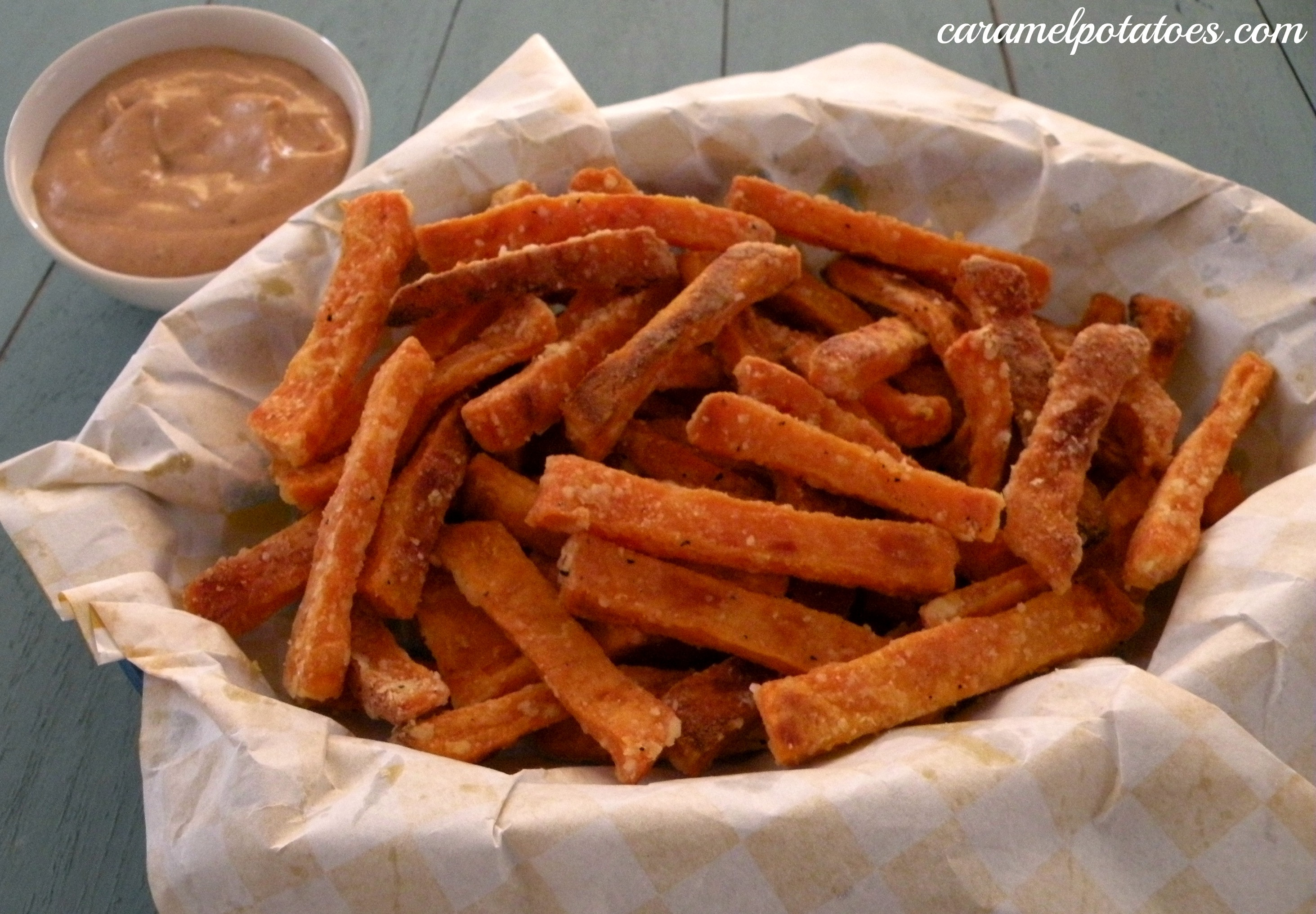 Sweet Potato Fries In Oven  Caramel Potatoes Oven Baked Sweet Potato Fries