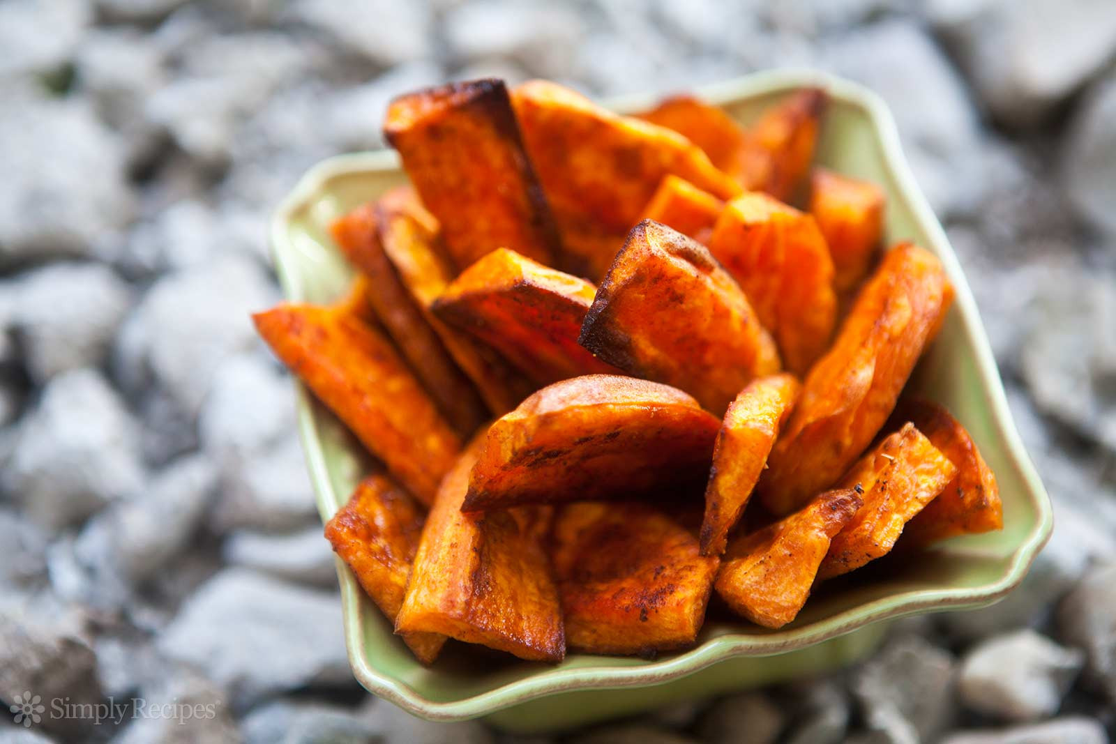 Sweet Potato Fries In Oven  Oven Baked Sweet Potato Fries Recipe