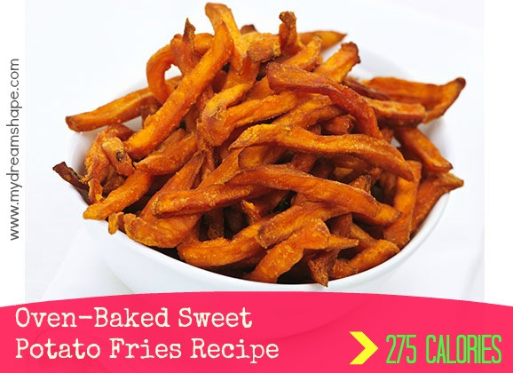 Sweet Potato Fries In Oven  Oven Baked Sweet Potato Fries Recipe My Dream Shape