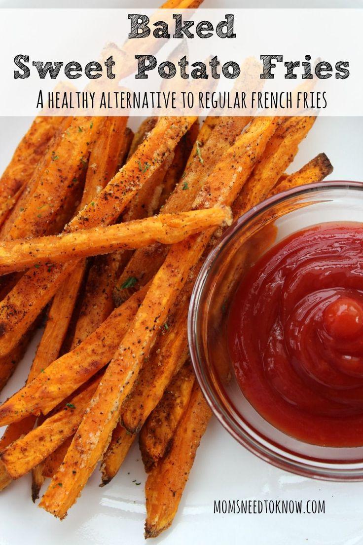 Sweet Potato Fries Recipes  Best 25 Sweet potato fries recipe ideas on Pinterest