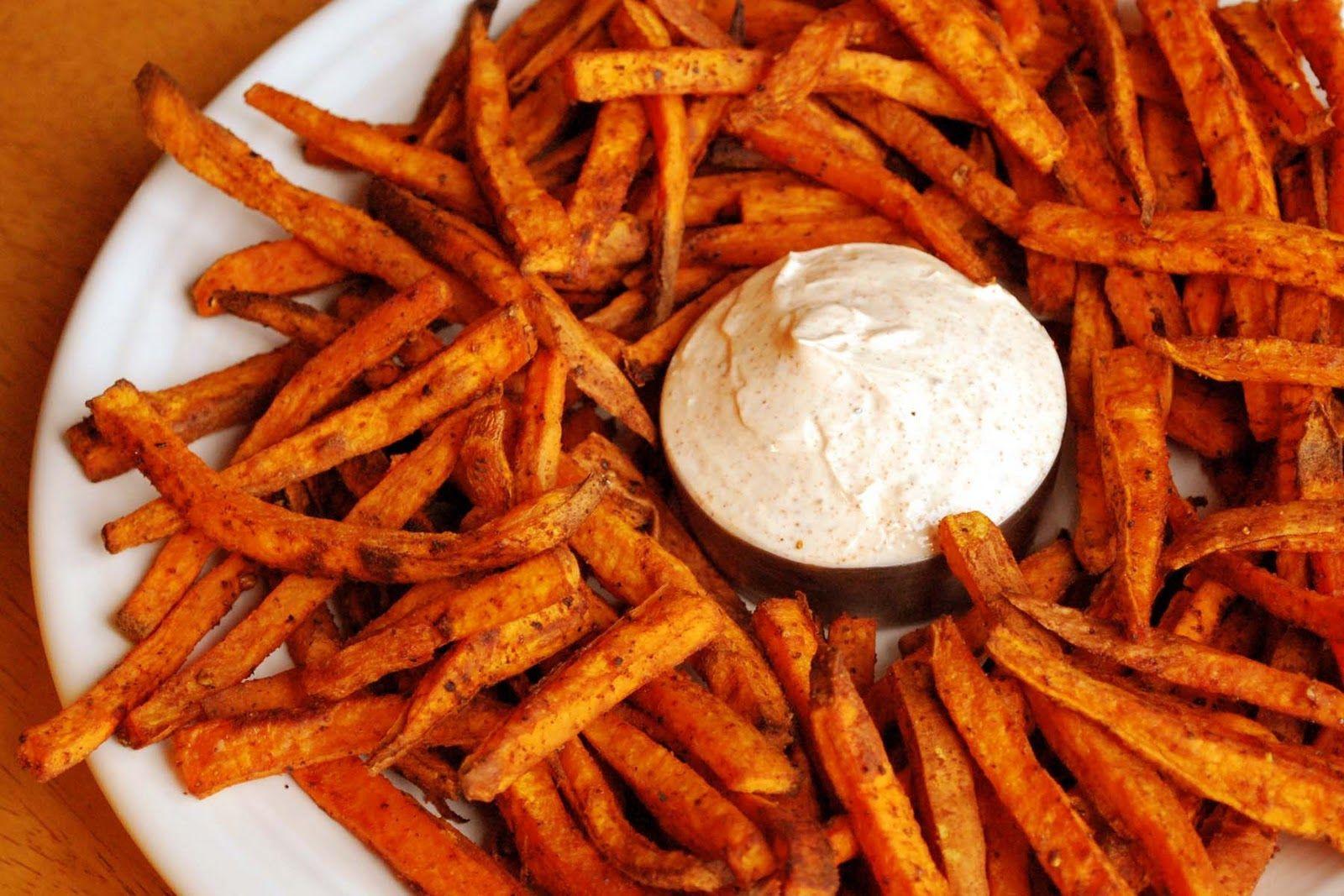 Sweet Potato Fries Recipes  Sweet potato fries recipe All recipes UK