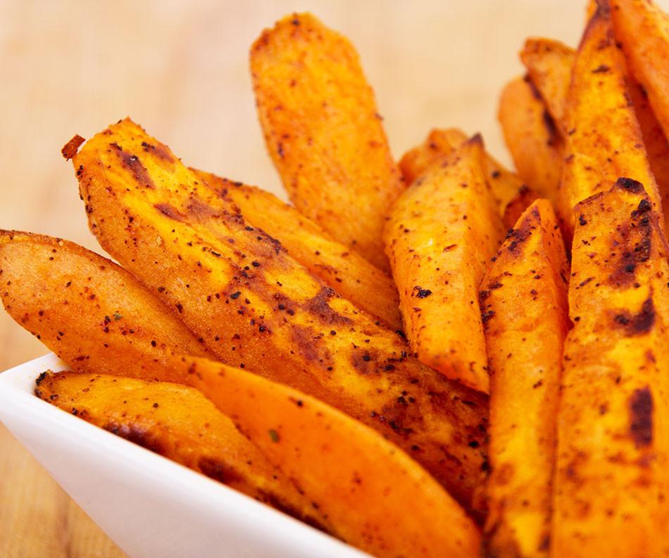Sweet Potato Fries Recipes  Sweet Potato Fries Recipe — Dishmaps