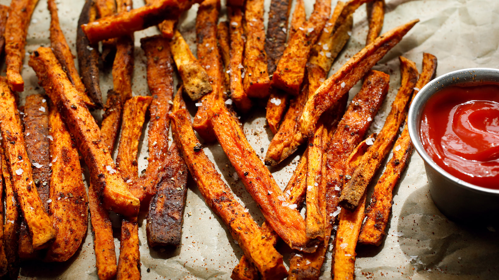 Sweet Potato Fries Recipes  Sweet Potato Fries Recipe NYT Cooking