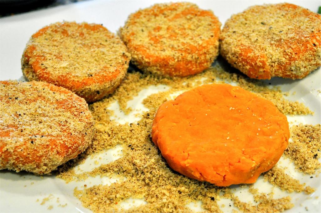Sweet Potato Fritters  Paleo Sweet Potato Fritters Fed & Fit