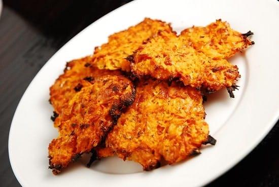 Sweet Potato Fritters  Weight Watchers Sweet Potato Recipes