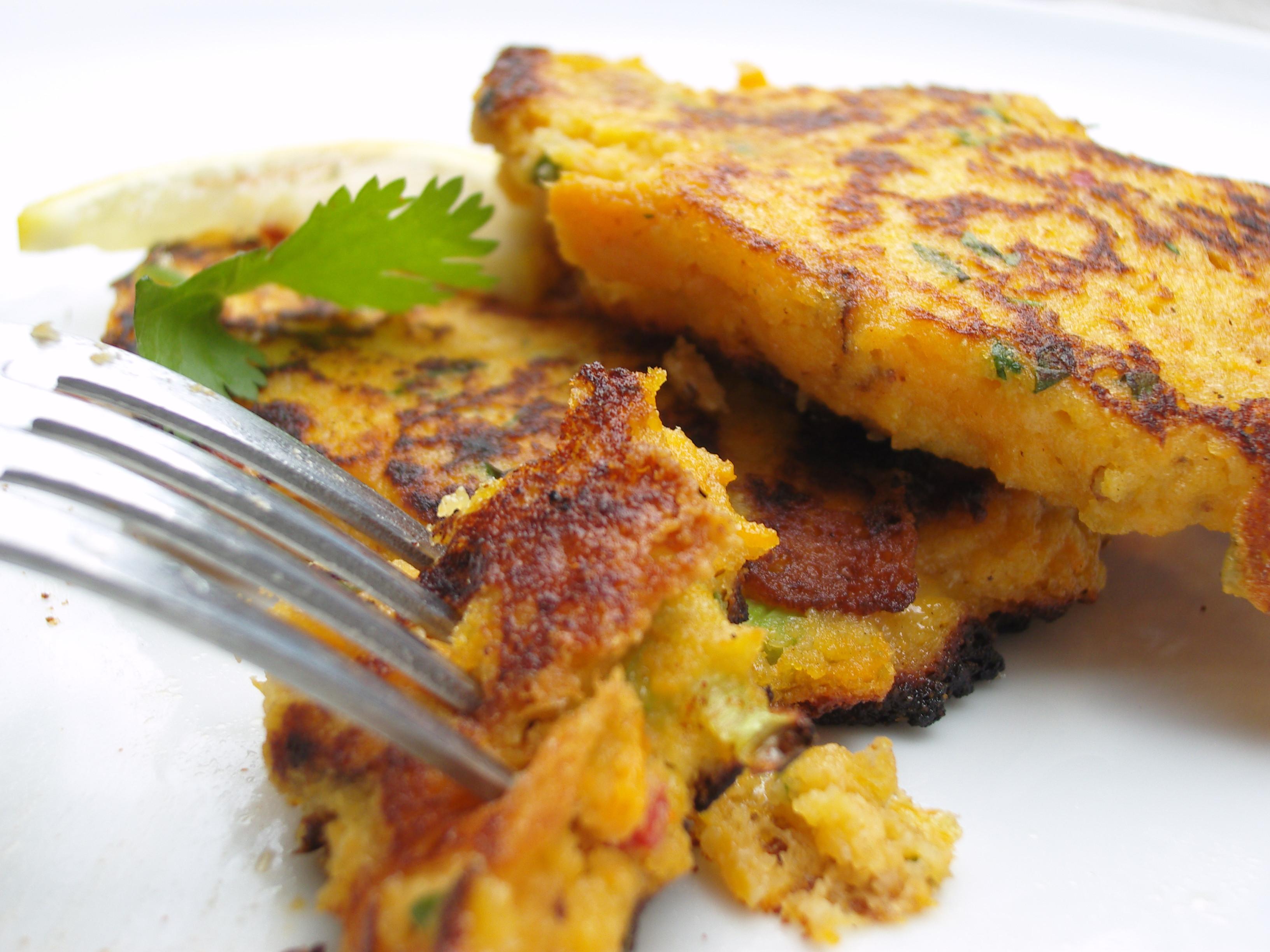 Sweet Potato Fritters  Sweet Potato Fritters Indochine Cuisine