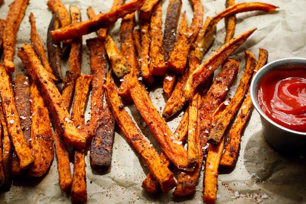 Sweet Potato Fry Recipe  Sweet Potato Fries Recipe NYT Cooking