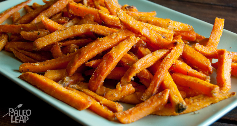 Sweet Potato Fry Recipe  Sweet Potato Fries