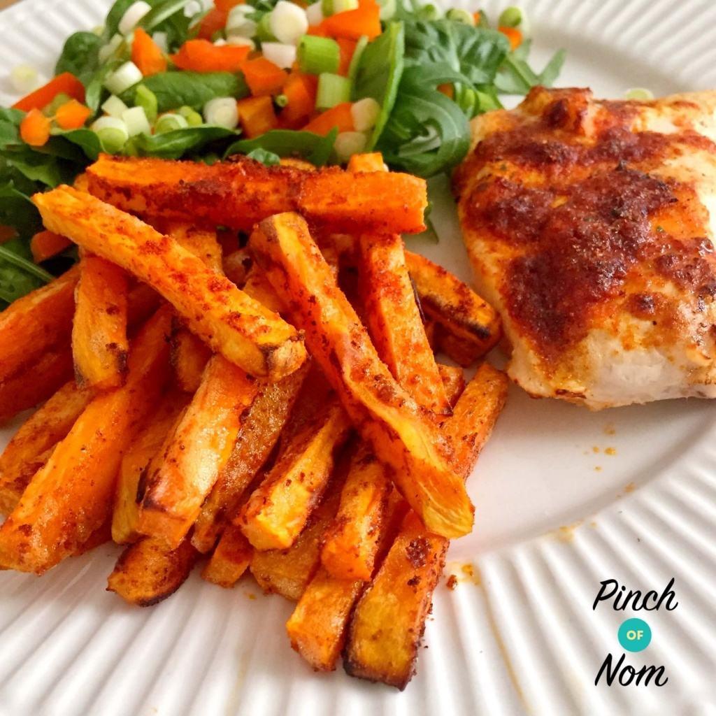 Sweet Potato Fry Recipe  Syn Free Sweet Potato Fries