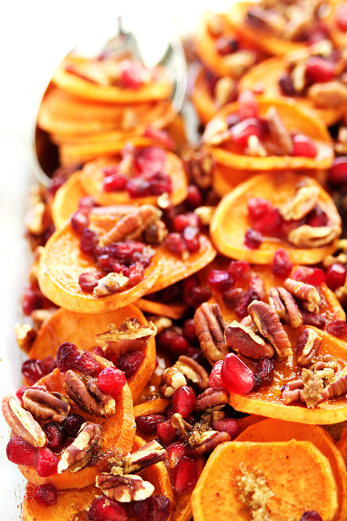 Sweet Potato Healthy  Healthy Sweet Potato Bake Fitness Food Diva