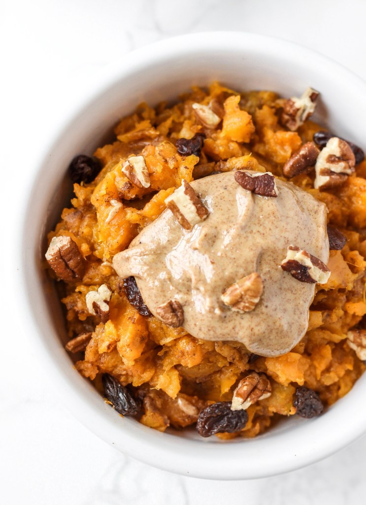 Sweet Potato Healthy  Sweet Potato Breakfast Bowl Healthy Liv