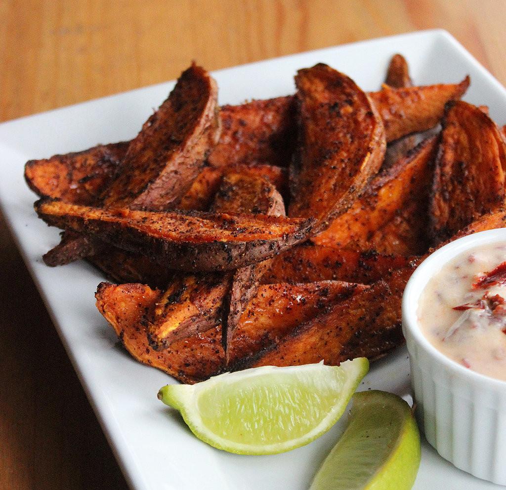 Sweet Potato Healthy  Healthy Sweet Potato Fries