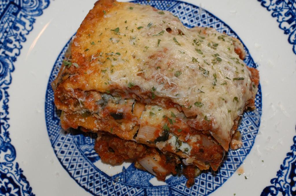 Sweet Potato Lasagna  Crock Pot Sweet Potato Lasagna