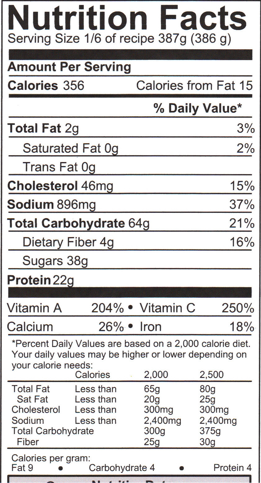 Sweet Potato Nutritional Value  nutrition facts of sweet potato fries