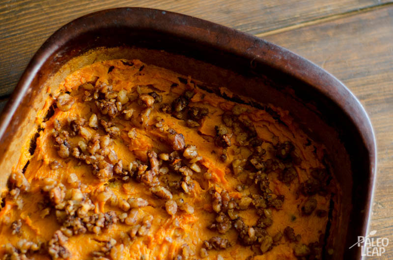 Sweet Potato Paleo  Sweet Potato Casserole