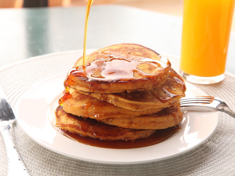 Sweet Potato Pancakes  Make These Moist and Tender Sweet Potato Pancakes With