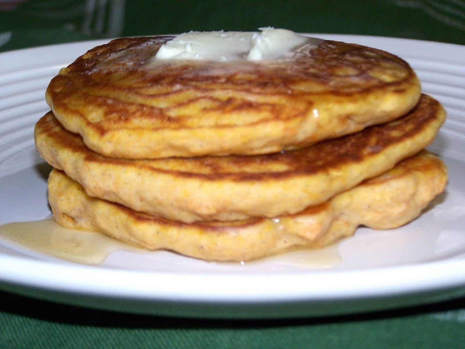 Sweet Potato Pancakes  EZ Gluten Free Sweet Potato Pancakes
