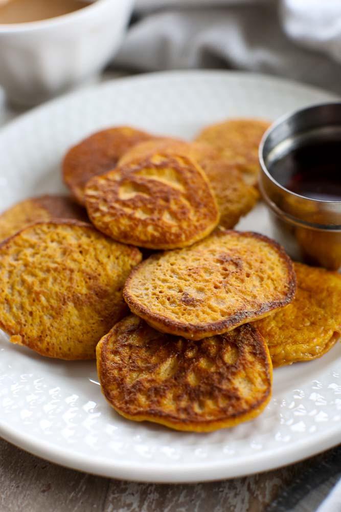 Sweet Potato Pancakes  2 ingre nt Sweet Potato Pancakes gluten free dairy