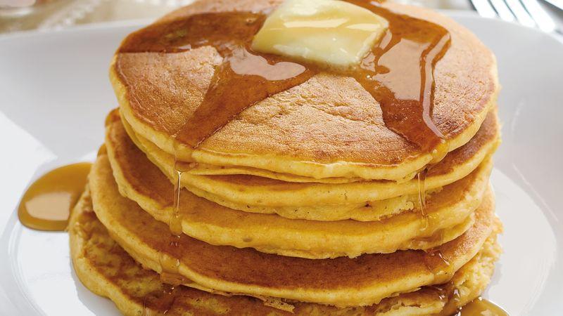 Sweet Potato Pancakes  Sweet Potato Pancakes Recipe BettyCrocker