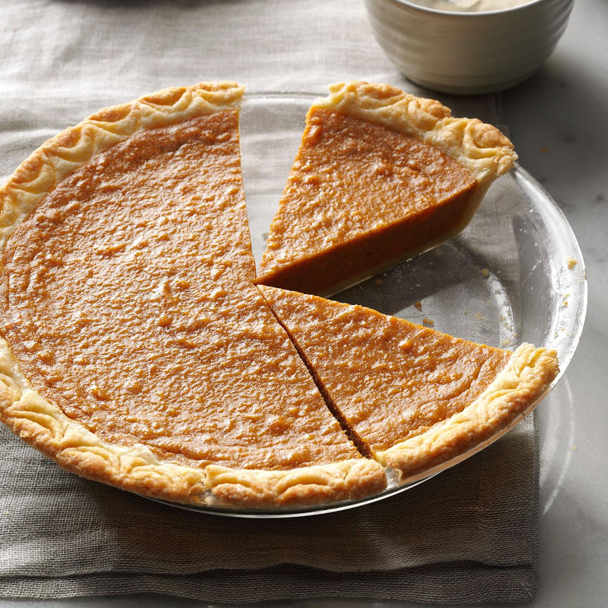 Sweet Potato Pie Recipe  Harvest Sweet Potato Pie Recipe