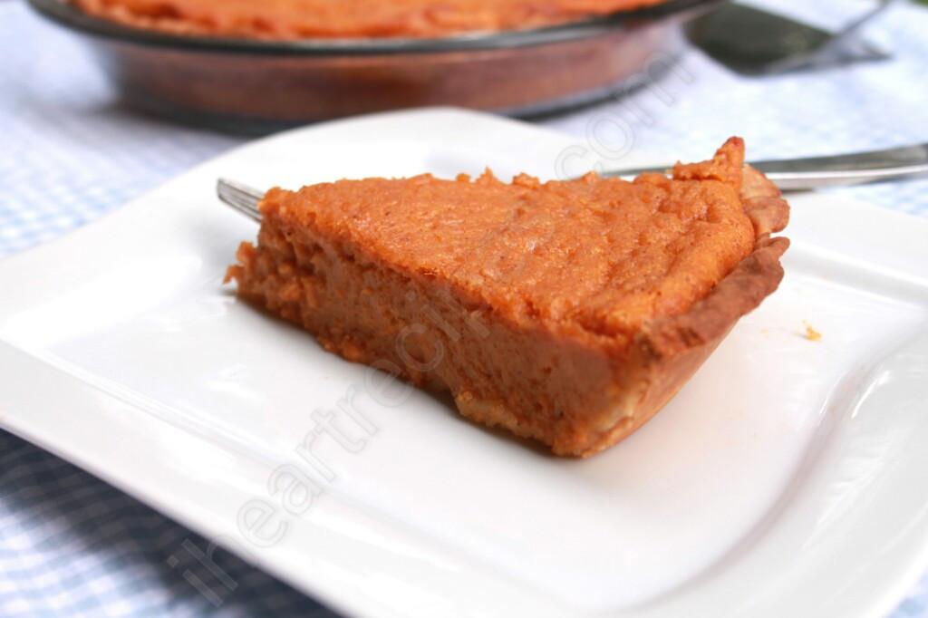 Sweet Potato Pie Recipe  old fashioned southern sweet potato pie