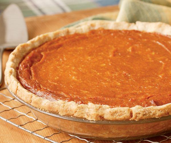 Sweet Potato Pie Recipe  Pumpkin Sweet Potato & Coconut Pie Recipe FineCooking