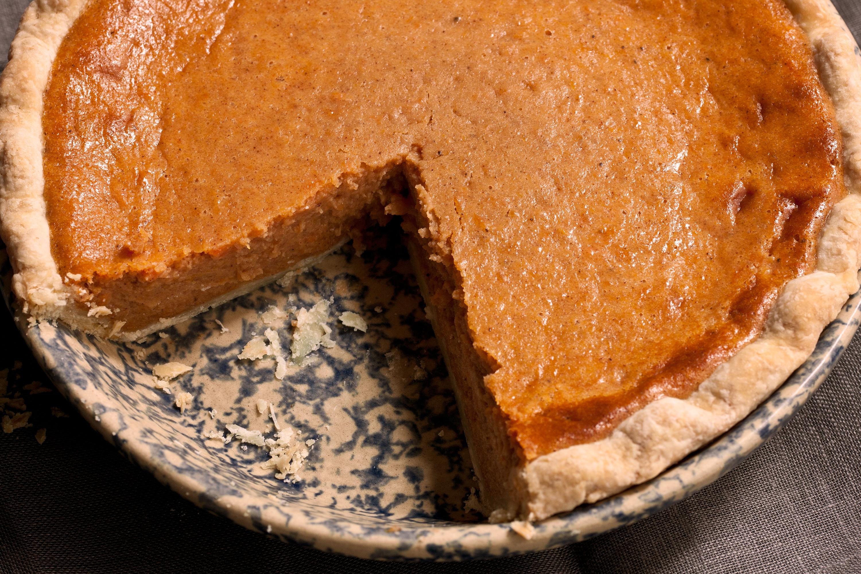 Sweet Potato Pie Recipe  sweet potato pie