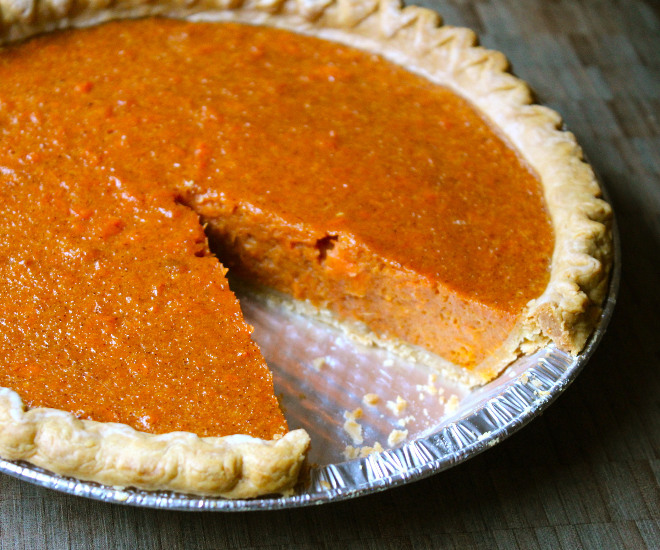 Sweet Potato Pie Recipe  sweet potato pie with canned yams and condensed milk