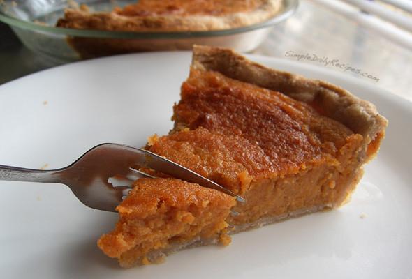 Sweet Potato Pie Recipe  The BEST Sweet Potato Pie Recipe EVER EVER Simple Daily