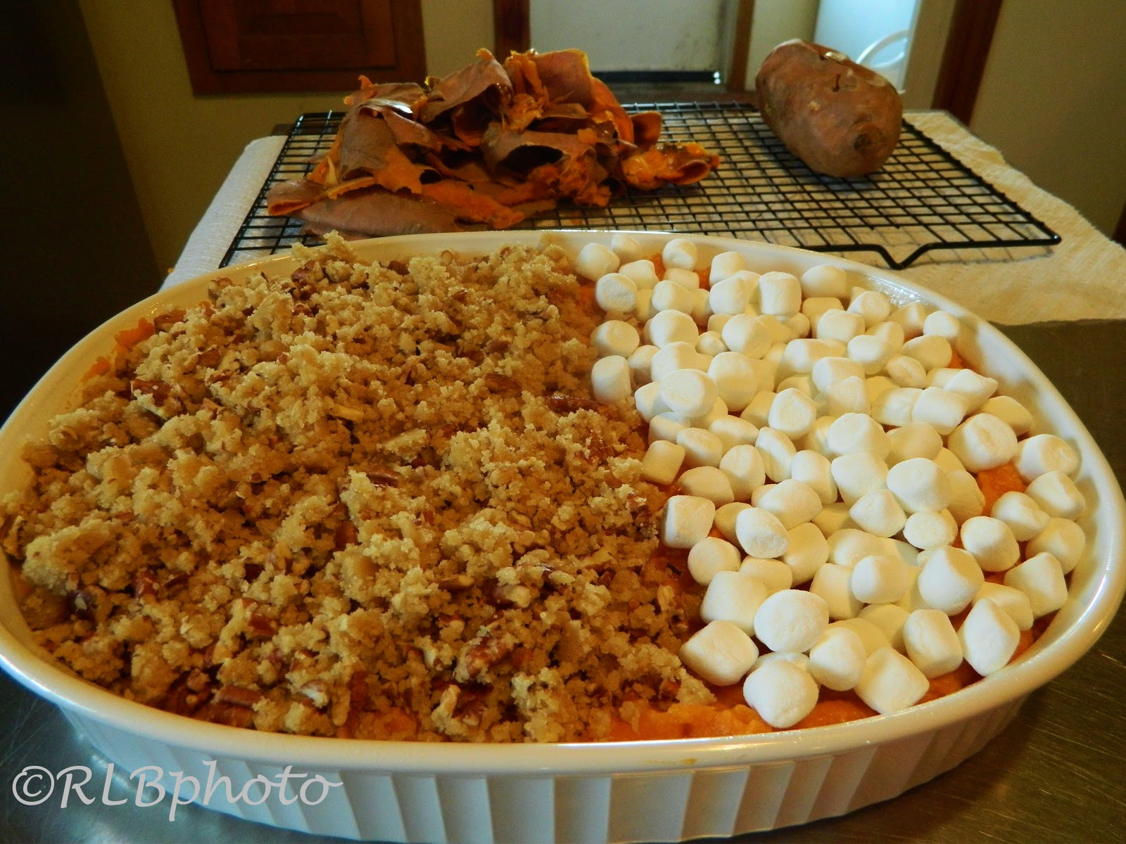 Sweet Potato Recipes For Thanksgiving  The Curious Country Cook Sweet Potato Casserole for