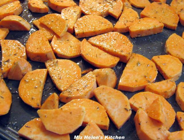 Sweet Potato Season  Roasted Potatoes With 7 Season Recipes
