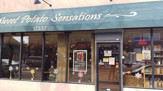 Sweet Potato Sensations  Sweet Potato Sensations Detroit Restaurantanmeldelser