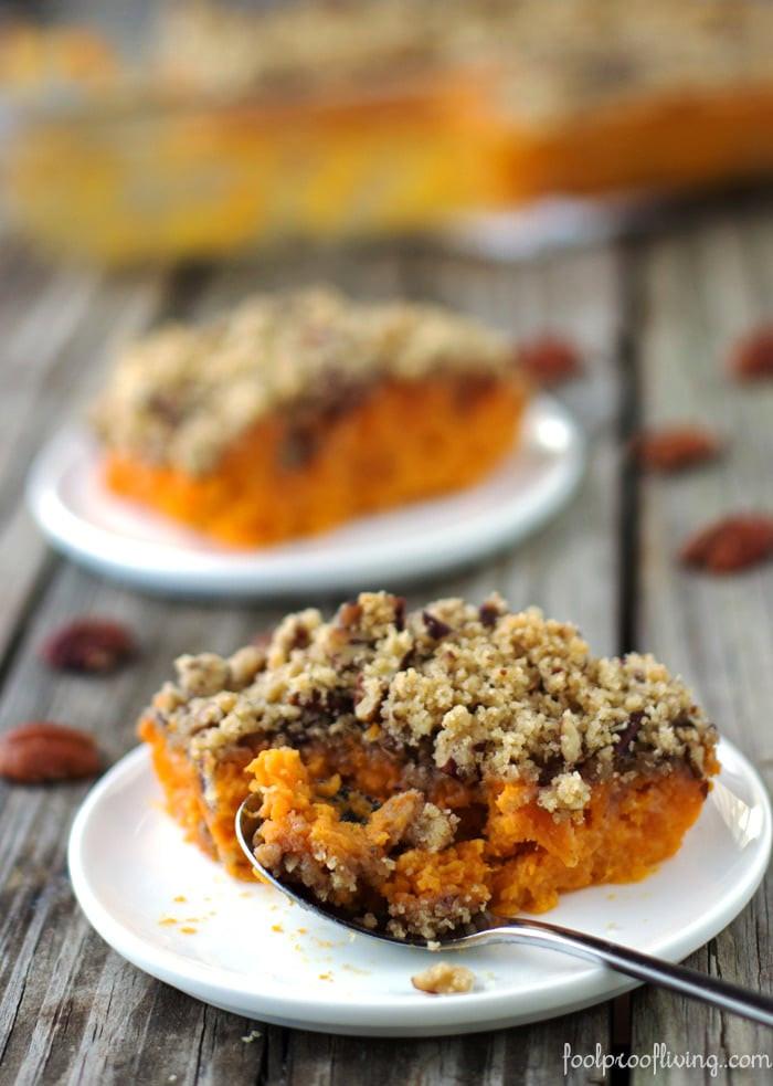 Sweet Potato Souffle Recipe  Sweet Potato Soufflé Foolproof Living