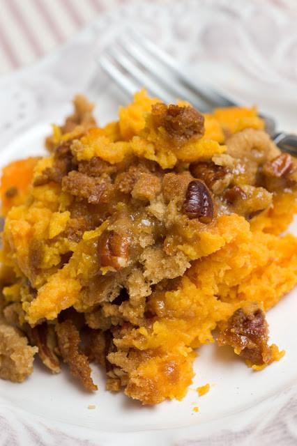 Sweet Potato Souffle Recipe  Sugar & Spice by Celeste Superb Sweet Potato Souffle