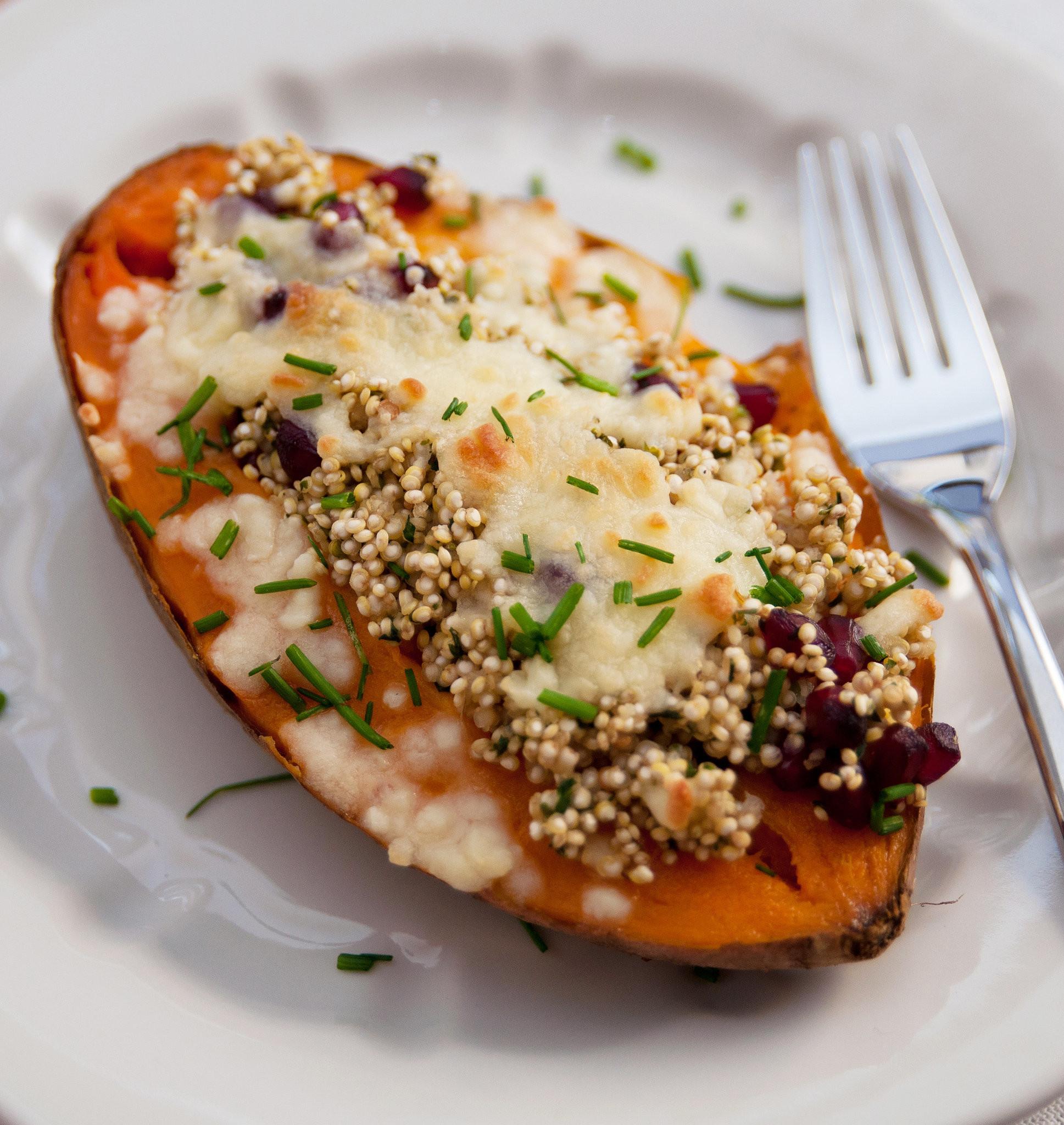 Sweet Potato Toppings  Sweet Potato Topping Ideas