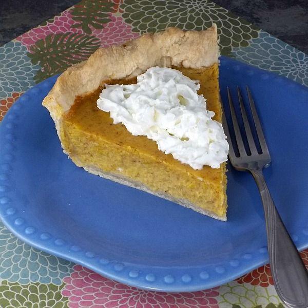 Sweetened Condensed Milk Pumpkin Pie  Sweetened Condensed Milk Pumpkin Pie
