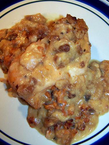 Swiss Chicken Casserole  Pattitudes Swiss Chicken Casserole