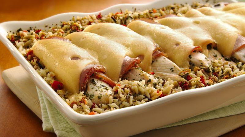 Swiss Chicken Casserole  Swiss Chicken Casserole recipe from Betty Crocker