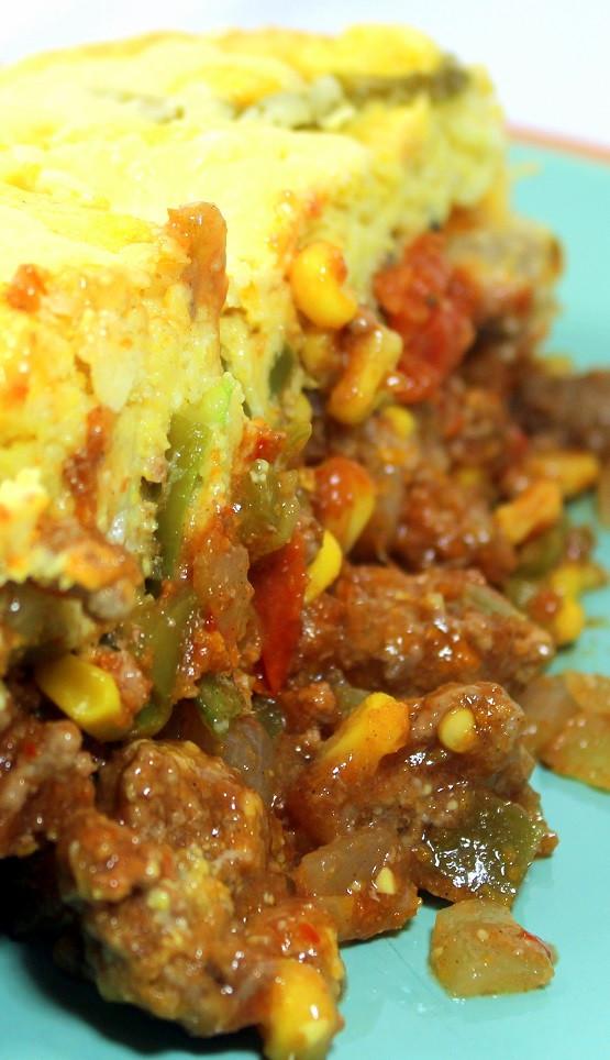 Taco Cornbread Casserole  52 Ways to Cook Taco Corn Bread Casserole Church